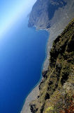 El Hierro. Is a little island in Canary Spain stock photos