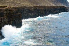 EL Hierro photo stock