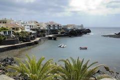 El Hierro. Island in Canary Atlantic Spain stock image