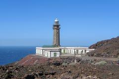 EL Hierro - faro Faro de Orchilla Fotos de archivo