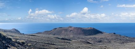 El Hierro Island. Canary Islands, Spain stock photography