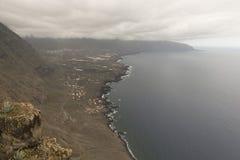 El Hierro island coast Stock Photo