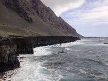El Hierro island coast Royalty Free Stock Photography