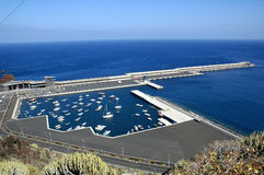 El Hierro Port Royalty Free Stock Image