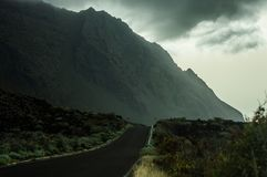 El Hierro wyspa obrazy royalty free