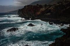 El Hierro wyspa - obrazek 4 zdjęcie royalty free