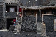 El Hierro wyspa - obrazek 27 fotografia stock