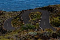 El Hierro wyspa - obrazek 86 zdjęcie stock