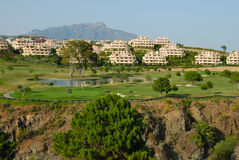 El Higueral golf Royalty Free Stock Photos