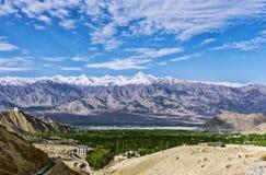 El Himalaya, Ladakh Fotografía de archivo
