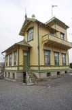 El hogar de Edvard Grieg en Bergen noruega Fotos de archivo