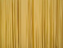 El hogar hizo el espagueti Foto de archivo