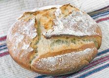 El hogar hizo el pan Foto de archivo libre de regalías