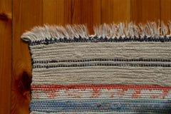 El hogar wowen la manta Foto de archivo