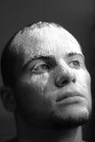 El hombre de la cocaína Fotografía de archivo libre de regalías