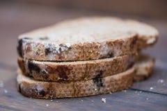 El hongo encendido expira pan Imágenes de archivo libres de regalías