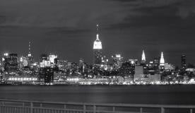 El horizonte de New York City Fotografía de archivo