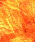 El horno flamea el fondo Imagen de archivo libre de regalías