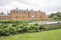 El hospicio, Southwell, Nottinghamshire Fotografía de archivo libre de regalías