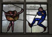 El hospital de niños cerrado de Addington Imágenes de archivo libres de regalías