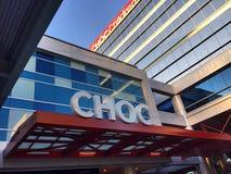 El hospital de niños de CHOC del Condado de Orange Imágenes de archivo libres de regalías