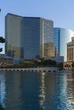 El hotel cosmopolita en Las Vegas, nanovoltio el 20 de mayo de 2013 Imagen de archivo