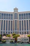 El hotel de Bellagio foto de archivo libre de regalías