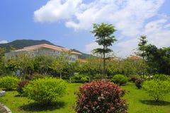 El hotel de centros turísticos del tianzhu Fotos de archivo