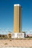 El hotel de Donald Trump en Las Vegas Fotos de archivo