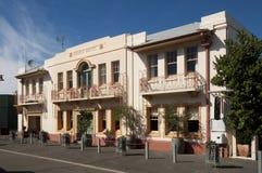 El hotel de la unión, Napier Fotografía de archivo libre de regalías