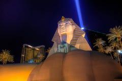 El hotel de Luxor Fotos de archivo libres de regalías