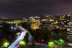 El hotel de Watergate Foto de archivo libre de regalías