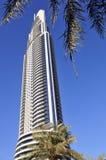 El hotel Dubai de la dirección Imágenes de archivo libres de regalías