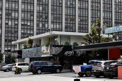 El hotel en donde los músicos que pasan con San Francisco permanecen, 2 de Phoenix imagen de archivo libre de regalías