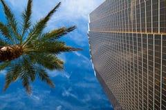 El hotel Las Vegas del triunfo Foto de archivo libre de regalías