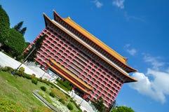 El hotel magnífico, Taipei Fotos de archivo