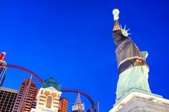 El hotel y el casino 2 de Nueva York Nueva York foto de archivo libre de regalías