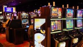 El hotel y el casino de Cromwell en Las Vegas, Nevada fotografía de archivo