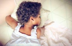 El hoy es un día el dormir imagen de archivo libre de regalías