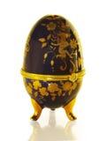 El huevo de Pascua tiene gusto de Faberge. Imágenes de archivo libres de regalías