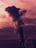 El humo Fotos de archivo