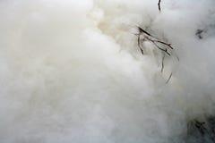 El humo Imágenes de archivo libres de regalías