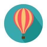 El icono del globo grande para ningunos utiliza Vector eps10 Fotos de archivo