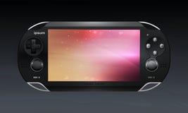 El icono es un dispositivo popular para jugar a juegos. libre illustration