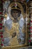 El icono ortodoxo Fotos de archivo
