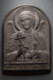 El icono ortodoxo Fotografía de archivo libre de regalías