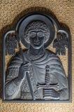 El icono ortodoxo Imágenes de archivo libres de regalías