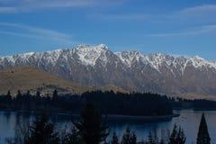 El Incredibles Queenstown, Nueva Zelanda Imágenes de archivo libres de regalías