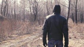 El individuo en la chaqueta y la capilla metrajes