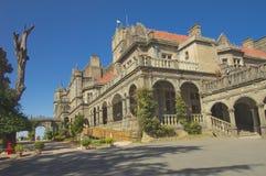 El instituto indio de estudios avanzados, Shimla Fotos de archivo